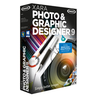Magix Entertainment Xara Photo & Graphic Designer 9 (PC)