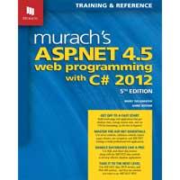 Mike Murach & Assoc. MURACHS ASP.NET 4.5 WEB