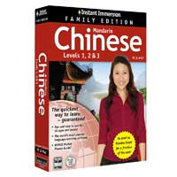 TOPICS Entertainment Instant Immersion Chinese 1-2-3 Family Edition (PC/Mac)