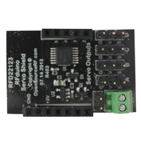 RF Digital Servo Shield Accessory Board