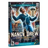 Her Interactive Nancy Drew: The Deadly Device (PC)