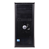 Dell GX780 Desktop Computer Refurbished
