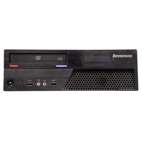 Lenovo ThinkCentre M58p Desktop Computer Refurbished