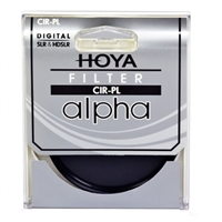 Hoya 77mm Alpha Circular Polarizer Filter