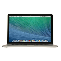"Apple MacBook Pro with Retina Display ME864LL/A 13.3"" Laptop Computer - Silver"