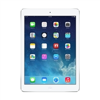 Apple iPad Air 128 GB Wi-Fi + Cellular for AT&T Silver