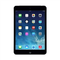 Apple iPad mini Retina 16GB Wi-Fi + Cellular for AT&T Space Gray