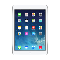 Apple iPad Air 64GB WI-Fi + Cellular for T-Mobile Silver