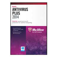 McAfee Antivirus Plus 2014 - 1PC