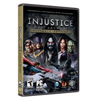 Warner Injustice: Gods Among Us - Ultimate Edition (PC)