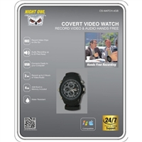 Night Owl Covert Video Watch