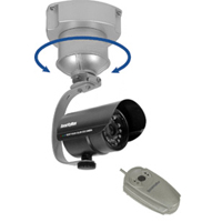 MacAlly PanBase Remote Control Pan Base for Security Cameras