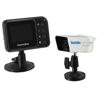 MacAlly PalmCam Weatherproof Portable Wireless Rearview Camera System
