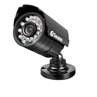 Swann Communications PRO-640 6mm CCD 600 TV Lines Multi-Purpose Indoor/Outdoor Security Camera with 65ft Night Vision