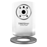 Trendnet Megapixel 4mm CMOS Wireless Indoor Day/Night Internet Camera