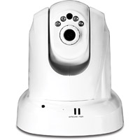 Trendnet Wireless N Day/Night PTZ Internet Camera