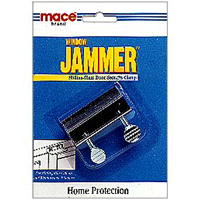 Mace Security Window Jammer-Sliding Glass Door Security Clamp