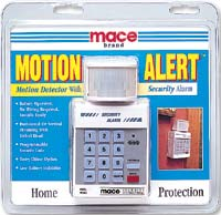 Mace Security Motion Alert with Keypad