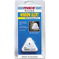 Mace Security Window Alert
