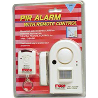 Mace Security PIR Alarm with Remote Control