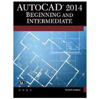 Mercury Learning AUTOCAD 2014 BEG INTERMED