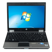 "HP EliteBook 2540P 12.1"" Laptop Computer Refurbished - Silver"