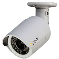 Q-See QCN7001B Platinum HD 720p IP Bullet Indoor/Outdoor Camera with 100ft Night Vision