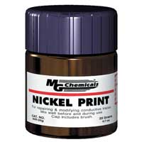 MG Chemicals Nickle Print 20 Gram Bottle