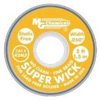"MG Chemicals Super Wick for Lead Free Solder 0.05"" Diameter 5ft."