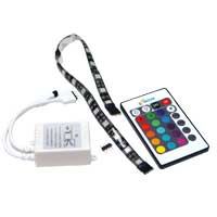 Logisys RGB LED Strip and IR Control Kit