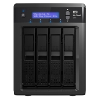 WD My Cloud EX4 8TB 4-Bay Network Attached Storage