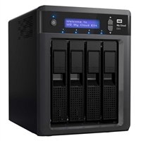 WD My Cloud EX4 16 TB 4-Bay Personal Network Attached Storage