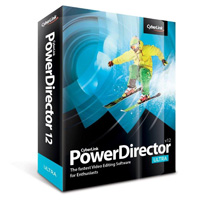 Cyberlink PowerDirector 12 Ultra (PC)