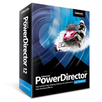 Cyberlink PowerDirector 12 Ultimate (PC)