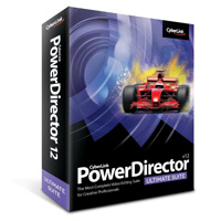 Cyberlink Powerdirector 12 Ultimate Suite (PC)