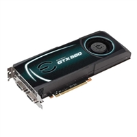 EVGA NVIDIA GeForce GTX 580 1536MB PCIe 2.0 x16 Video Card (Refurbished)