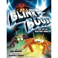 Hachette/Chronicle Books Blinkbug Kit - Make Your Own Electronic Insects