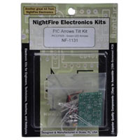 Nightfire PIC Micro Arrow with Tilt PCB Kit - Green