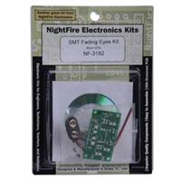 Nightfire SMT Fading Eyes PCB Kit - Blue