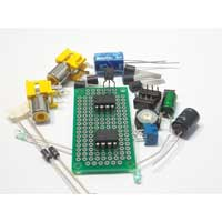 Nightfire Classroom Electronic Kits #2 - Op Amps