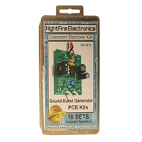 Nightfire Classroom Electronic Kits #3 - Sound Generators