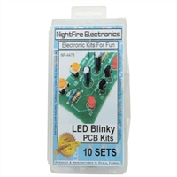 Nightfire Fun LED Project Kits for Clubs #3 - 10 Sets