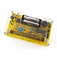 O'Reilly Maker Shed Mighty Ohm Geiger Counter Kit with Enclosure