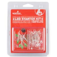 SparkFun Electronics LED Starter Kit