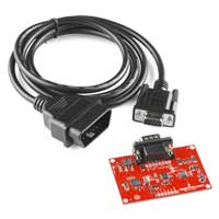 SparkFun Electronics Car Diagnostics Kit