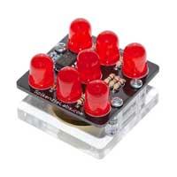 SpikenzieLabs Dice Kit - Red