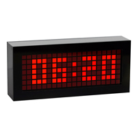 SpikenzieLabs Solder Time Desk Clock Kit