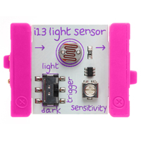 littleBits Electronics LIGHT SENSOR