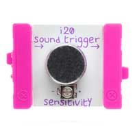 littleBits Electronics SOUND TRIGGER
