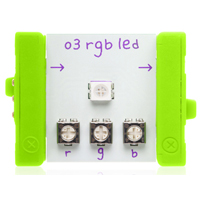 littleBits Electronics RGB LED